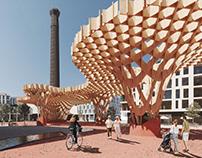 Urban design   REMA Lemberg
