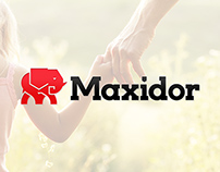 Maxidor Rebrand