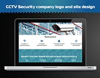 CCTV company site design