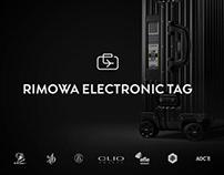 RIMOWA ELECTRONIC TAG