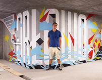 Garage Murals / Gdynia 2018