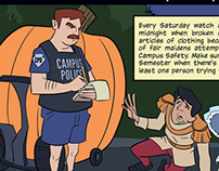 CollegeHumor How College Is Like Disneyworld