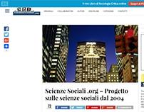 ScienzeSociali.org - Il Portale delle Scienze Sociali