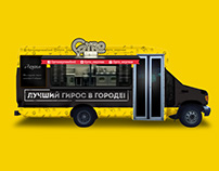 Gyro Express | Design Food Truck