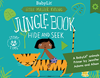 Jungle Book Hide and Seek