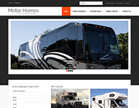 Motorhomes - Joomla Car Dealer template
