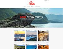 Turkey Home / Landing Page