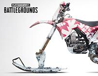 PUBG Snowbike (Official)
