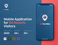 SkiGlobal | Mobile app for Skiers and Snowboarders