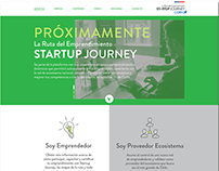 Landing Page Startup Journey