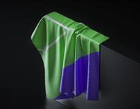 The Essential Geometry of Fields — Silk Scarves