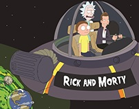 FOR FUN: RICK AND MORTY