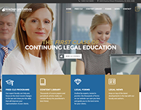 New WordPress Website Design for the American Law Inst.