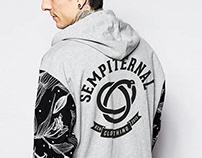 Sempiternal Clothing · Branding