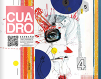 "Revista Cuadro ""Extraño"""