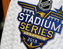 2018 NHL Stadium Series Event Brand