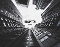 UAG pitch: Kyle Kerr
