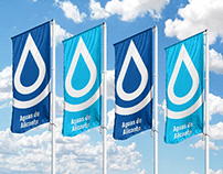 Aguas de Alicante. Rebranding.
