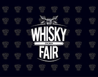Whisky Fair - visual identity
