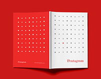 Monograph / Tribute to Pentagram