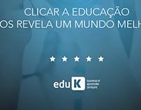 eduK - Posts comemorativos
