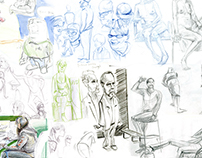 Sketchbook Collection 16-17
