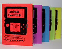 Animal Crossing (is a weird game) Fan-Zine