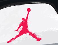 Jordan shoe exploration