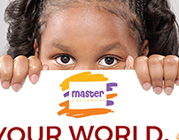 Masterkids Website banners