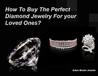 Buy The Perfect Diamond Jewelry For your Loved Ones
