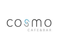 Cosmo Cafe & Bar Branding