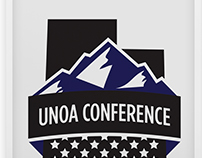 UNOA Annual Training Conference Logo