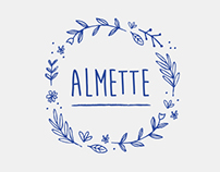 Almette. Social Media Identity