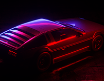 DeLorean special edition