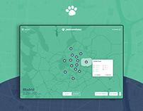 Petnumbers (UX / Design concept)