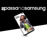#Passa na Samsung