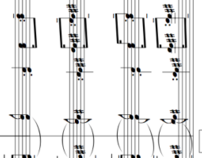 Music Notation by Nate Tronerud