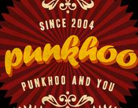 Punkhoo Sticker