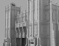 Warhammer 40k Constructs