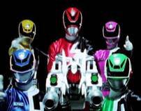Power Rangers Combo Promo