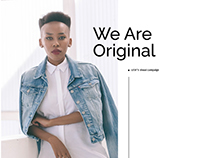 We Are Original (LEVI'S x EveryDay People Stories)