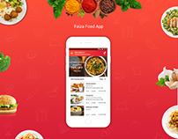 Food App - UI/UX Design