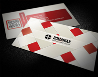 Shopping Business Card
