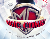 Magic Comedy Ads