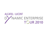 Visual Identity for an Alcatel-Lucent Worldwide Event