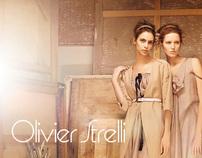 Andrea Klarin for Olivier Strelli 2010