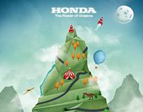 Honda - Terra dos Sonhos