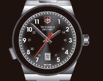 Vectorización de un reloj