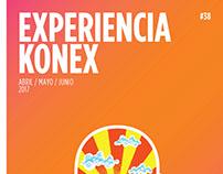 Experiencia Konex #38