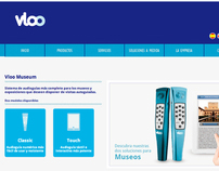 Web corporativa de Vloo Solutions